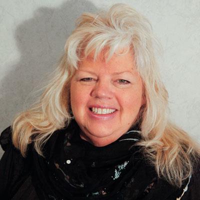 Segros stylist Diane Phenegar